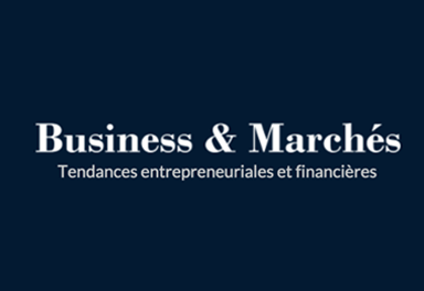 ARTICLE BUSINESS ET MARCHES