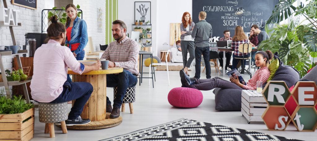 coworking réseau
