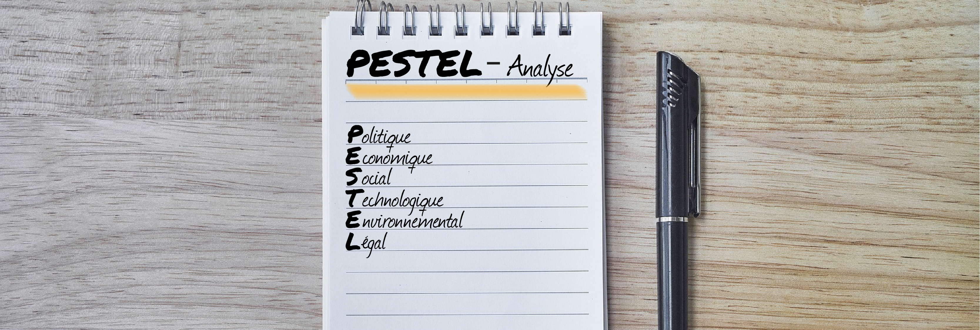 Outil Marketing – L'analyse PESTEL
